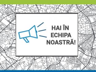 Ai cunoștințe de urbanism și ești pasionat de IT? Hai în echipa noastră!