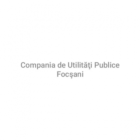 Compania de Utilități Publice Focșani