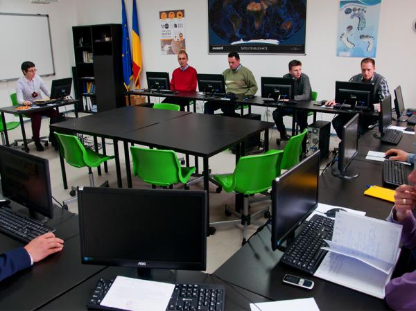 Primul laborator geospațial realizat pentru Institutul de Studii pentru Ordine Publică (ISOP)