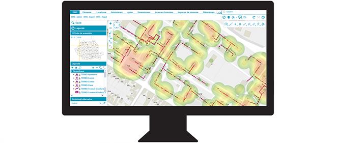SC Termoficare Oradea SA improves heating network